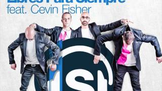 DJ Chus, David Penn Libres Para Siempre feat. Cevin Fisher (Abel Ramos Iberican mix)