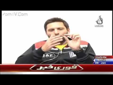 Superb Response of Shahid Afridi on Muhammad Amir   Video Dailymotion