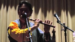 """Ocean of Wisdom"" Nawang Khechog Books Behind Bars Benefit Concert Charlottesville, VA 3/30/2012"