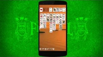 FreeCell Solitaire Android Game