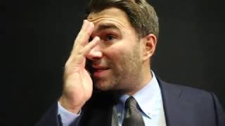 'IDIOT! -DONT WASTE MY F****** TIME' -EDDIE HEARN RAGES AT DEONTAY WILDER, REACTS TO ANDRADE WBO WIN