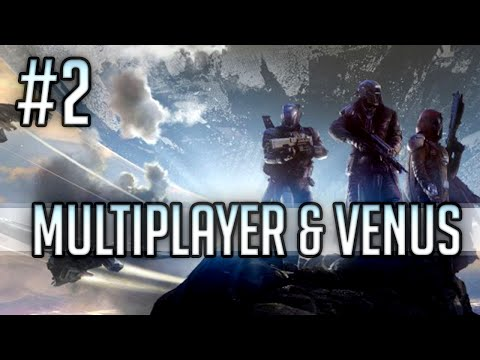 DESTINY Multiplayer, Venus, and Moon Gameplay - Titan Xbox One Digital Deluxe Edition