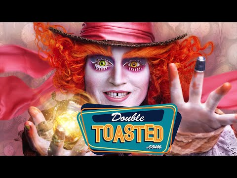 ALICE THROUGH THE LOOKING GLASS -  Double Toasted Review