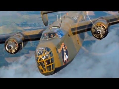Consolidated B-24 Liberator, the oldest heavy bomber in the world still flying