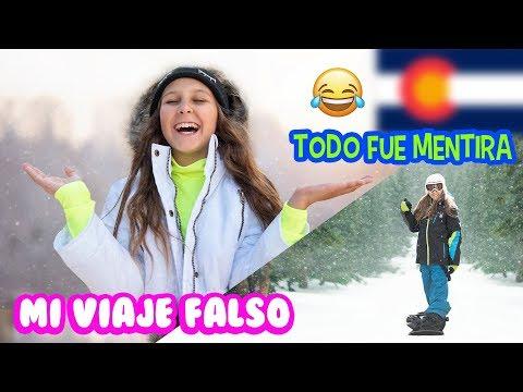 24 HORAS Publicando Un VIAJE FALSO - Broma A Mis Amigas De Vacaciones!