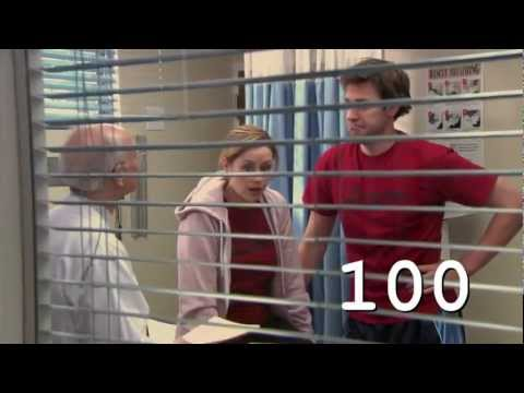 The Office US - 100 Best Moments Seasons 1-5