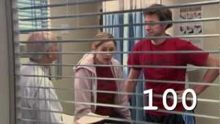 The Office US - 100 Best Moments Seasons 1-5 thumbnail