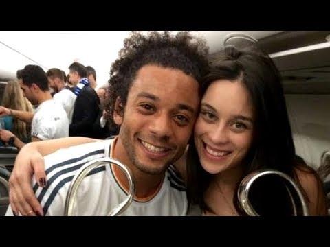 Cómo Marcelo Vieira conquistó a la hermana de su mejor amigo, Clarisse Alves