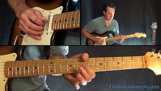 Sunshine of Your Love Guitar Pelajaran Solo - Cream