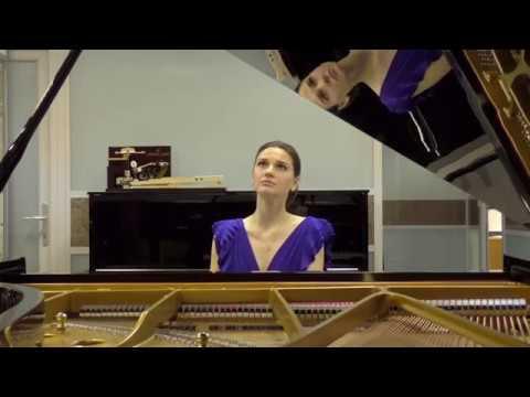 S.  Rachmaninov.  Prelude Op 32 №5.  Anna Rakhmanova