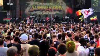 Morgan Heritage - Summerjam Festival - Rockpalast - WDR Fernsehen - 06-07-2013