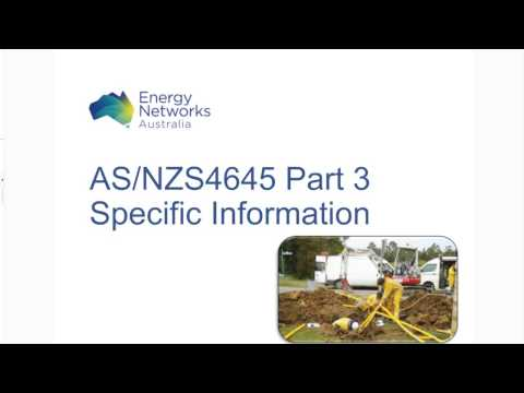 ASNZS4645 Information Part 3 Plastic Pipe Systems