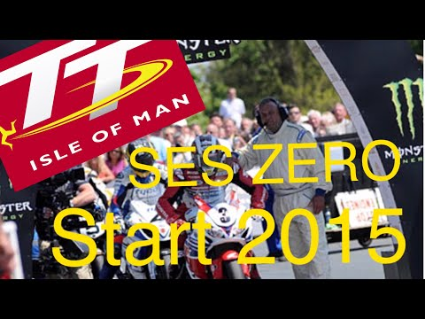 画像: Isle of Man TT SES ZERO Challenge Start Wednesday June 10th 2015 youtu.be