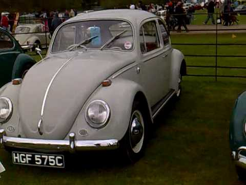 Stanford Hall VW Show 2010 Part 2