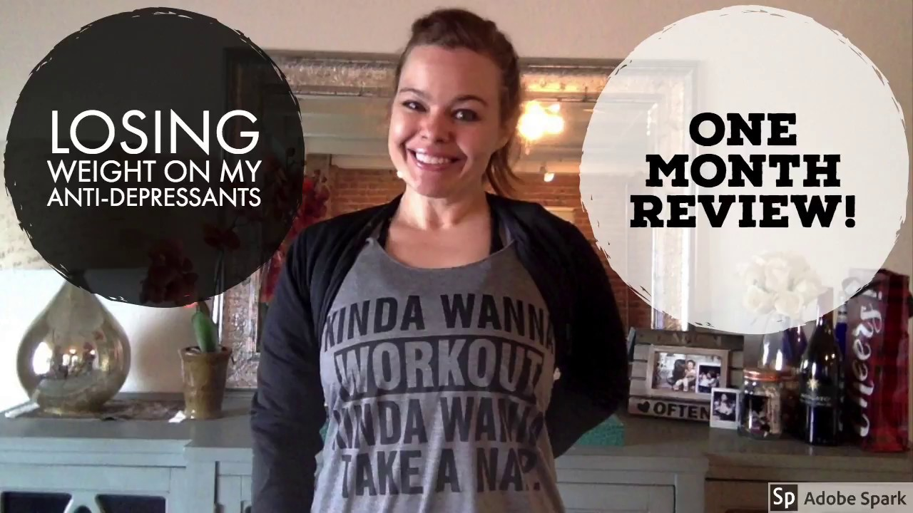 Weight Gain on Lexapro & Rediscovering my Health - Beachbody 2B Mindset  Week 5 (review)