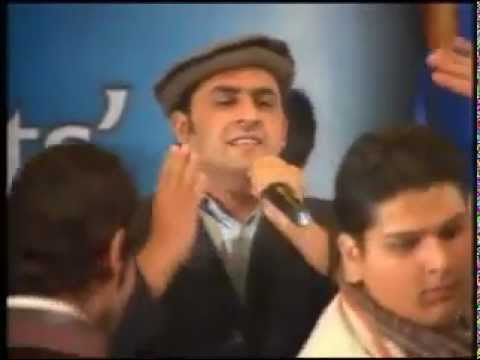 ADK Boss  waheed achakzai attan song