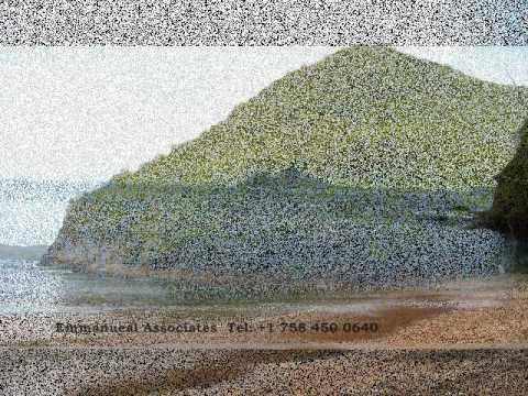 Caribbean Ocean view land for sale