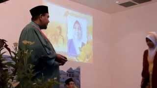 Majlis Graduasi Tahun 6 SERI Al Huda pada 21-11-2015 (Penyampaian Skrol Kategori Perempuan)