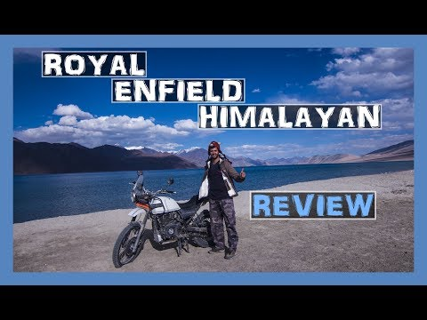 MOTORCYCLE OF THE YEAR - ROYAL ENFIELD HIMALAYAN 2017 (EXTREME REVIEW)