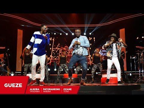 Alikiba, Ozane & Patranking: Gueze Remix - Coke Studio Africa
