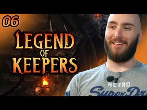 Vidéo d'Alderiate : [FR] ALDERIATE - LEGENDS OF KEEPERS - EPISODE 6