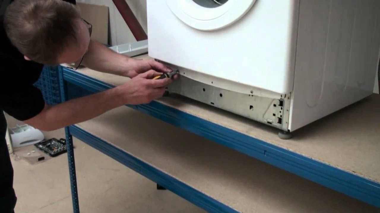 Washing Machine Repairs How A Washing Machine Works Youtube