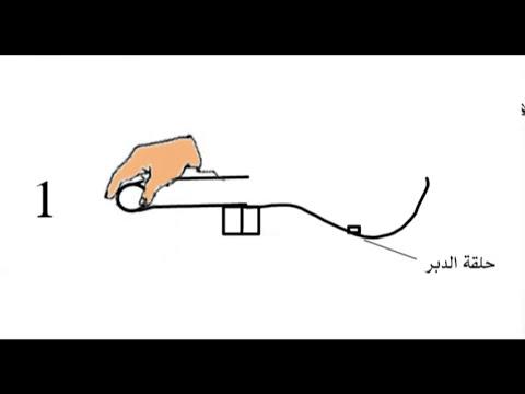 طريقة الاستبراء من البول الخرطات التسع شرح مصور في نهاية المقطع طريقة الاسلام الصحيحة Youtube