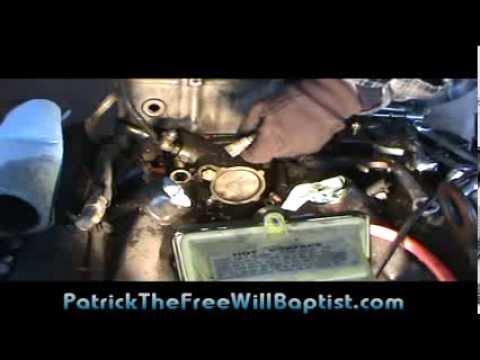 High Pressure Oil Pump (HPOP) Removal - 73 PowerStroke Diesel How