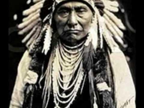 The Nez Perce Indians