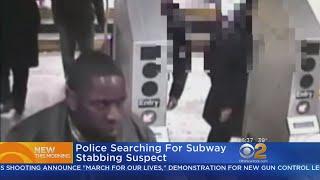 Police Seek Subway Stabbing Suspect In Bronx Attack