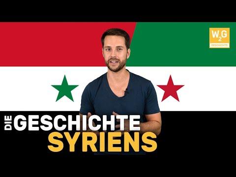 Die Geschichte Syriens