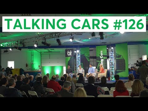 Looking Ahead to an Autonomous Future | Talking Cars with Consumer Reports #126