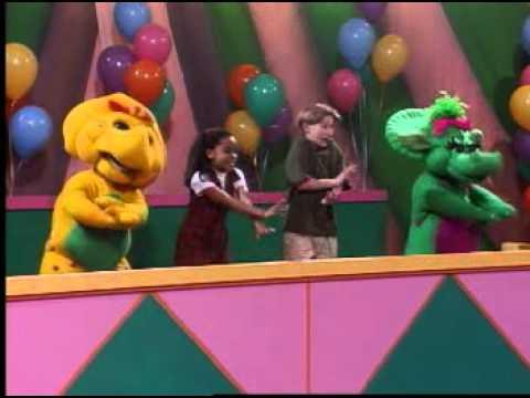 Barney Adventure Bus - Elephant Song