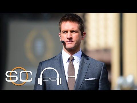 ESPN NFL Draft Analyst Todd McShay Joins SportsCenter | SC With SVP | April 26, 2017