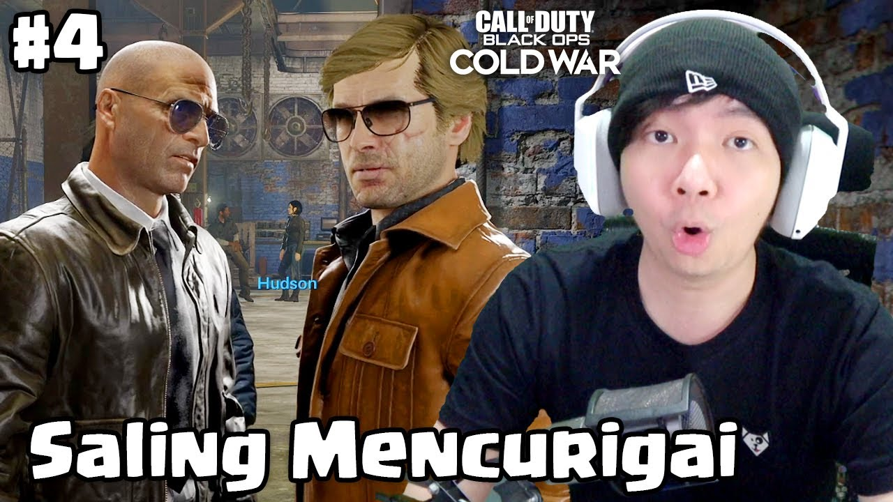 Malah Saling Curiga - Call Of Duty: Black Ops Cold War Indonesia - Part 4
