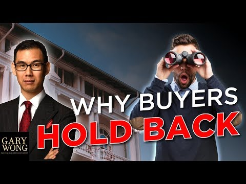 What Holds Buyers Back From Getting Into The Market