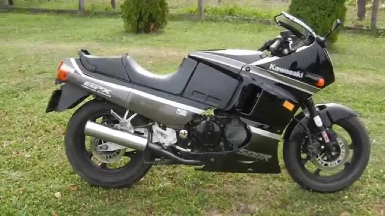 Kawasaki Ninja Gpx  R