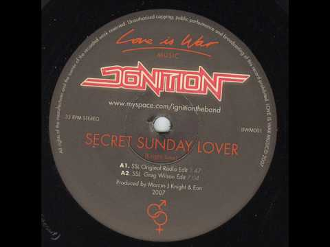 Ignition - Secret Sunday Lover (greg wilson edit)