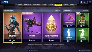 Fortnite NEW Bullseye Skin Item Shop Reset 11/06/18