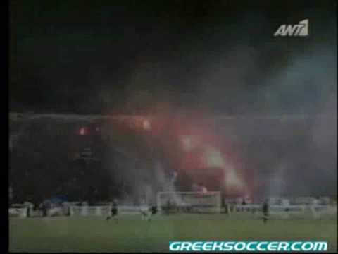 Matchday 23: PAOK v Iraklis 1-0 (79' Contreras)