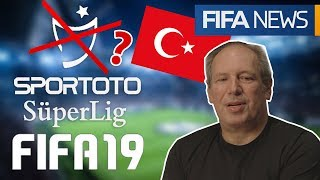 KEINE SÜPER LIG IN FIFA19? ● HOLLYWOOD LEGENDE FÜR FIFA 19 | FIFANEWS