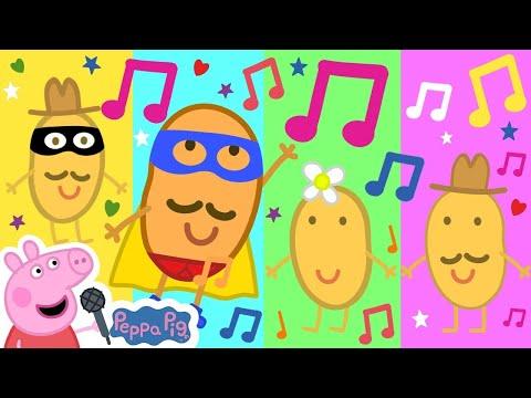 🌟 Super Potato'sTheme  🎵 Peppa Pig My First Album 6#   Peppa Pig Songs   Kids Songs   Baby Songs