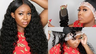 30 Minute REMOVEABLE Quick Weave with a Closure | Beginner Friendly! | DSoar Hair