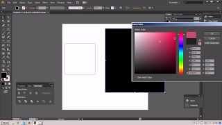 Illustrator Dersleri 01 - Temel Şekiller