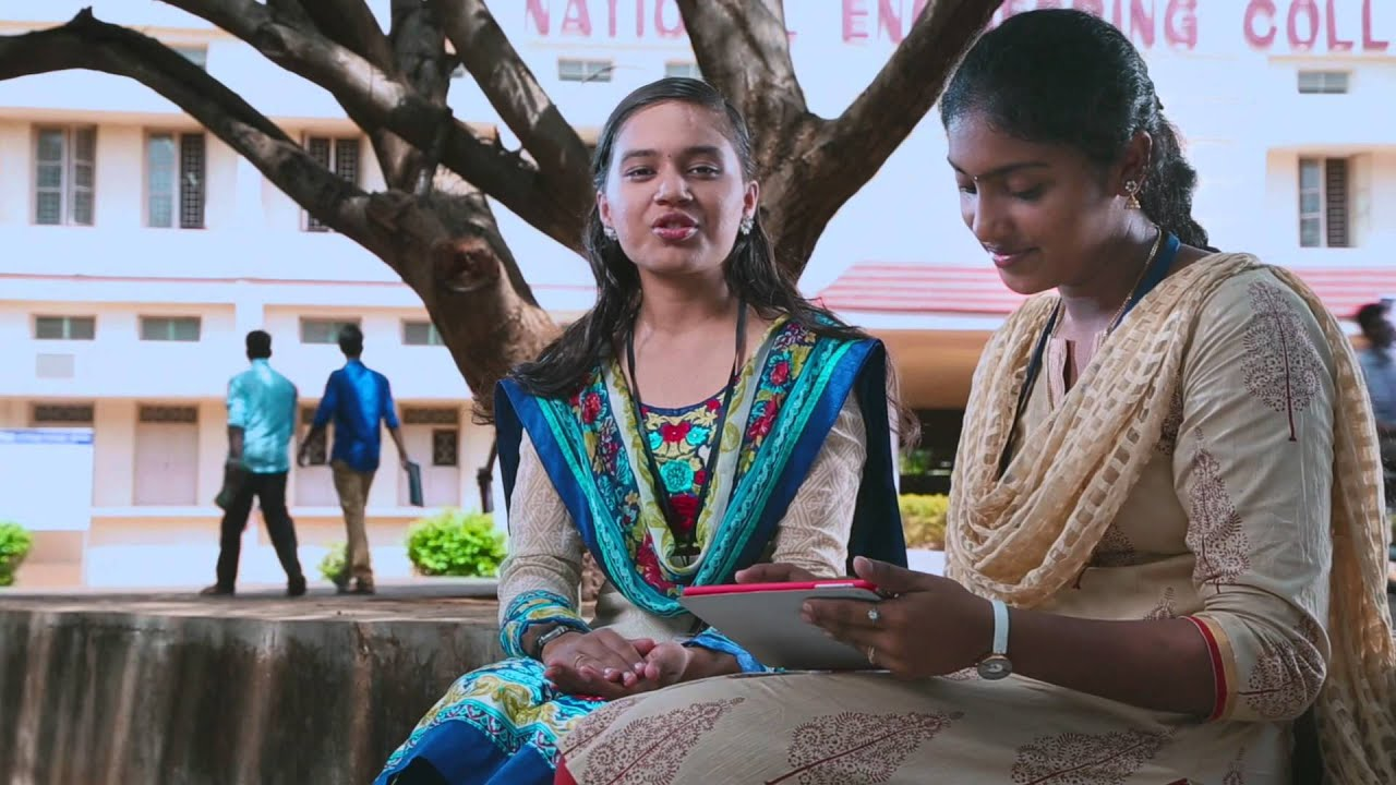 National Engineering College - Wand Production  Ad Film Agency, Tamilnadu - Youtube-8731