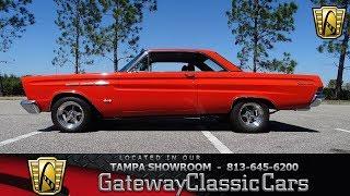 1965 Mercury Comet Caliente Gateway Tampa #1136