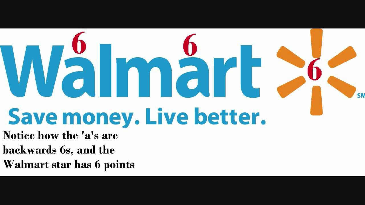 Walmart subliminal message 666 youtube buycottarizona