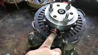 Проект ДАЧНИК часть 8 - выбор диаметра провода и числа витков в катушке