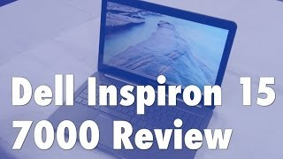 Dell Inspiron 15 7000 (7537) Review