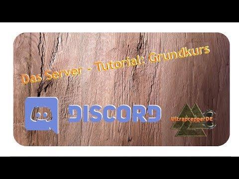 Discord Tutorial für unseren PSB Server